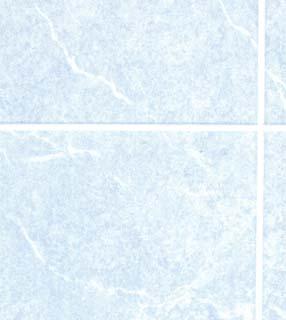 Голубой остров плитка 15x20 см