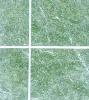 Зеленое море плитка 15x15 см
