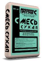 Сухая универсальная смесь М-150 Престиж (25кг)