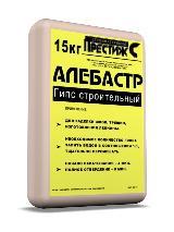 Гипс Г-6 (Алебастр) (15 кг)