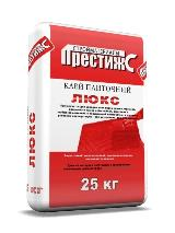 """Клей плиточный """"Люкс"""" (25 кг)"""
