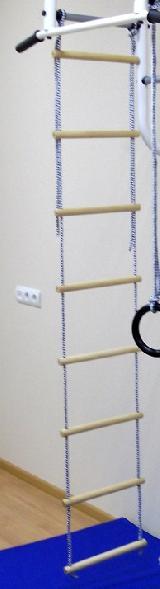 Лестница веревочная (доп.оборудование) к ДСК