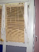 Жалюзи на пластиковые окна 1 кв.м