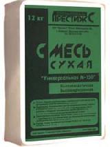 Сухая универсальная смесь М-150 Престиж (12 кг)
